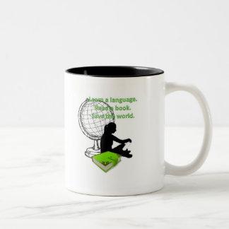 Down With the Language Barrier - mug