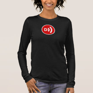 Downcast Circle Logo Long Sleeve t for women Long Sleeve T-Shirt