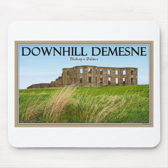 Downhill Demesne Mouse Pad