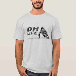 Downhill drawing DH life T-Shirt