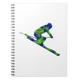 Downhill Escape Notebook