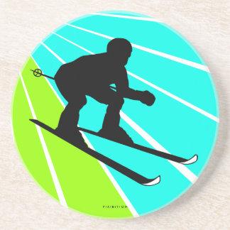 Downhill Ski Coaster