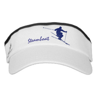Downhill Ski Steamboat Visor