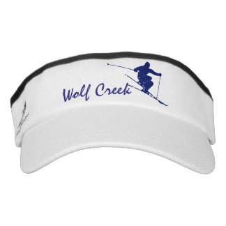 Downhill Ski Wolf Creek Visor