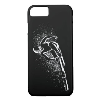 Downhill Skier Case-Mate iPhone Case