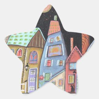 DownHome Star Sticker