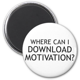 Download Motivation 2 Inch Round Magnet