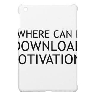 Download Motivation iPad Mini Case