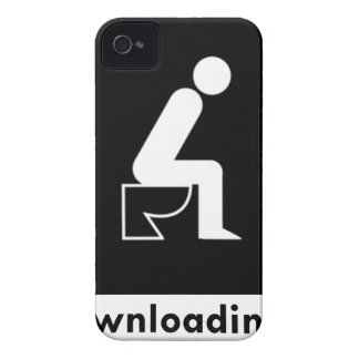 Downloading Poop iPhone 4 Cover