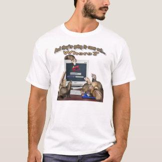 Downloading Raisins T-Shirt