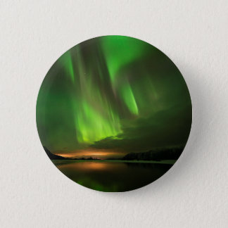 Downstream Aurora 2 Inch Round Button