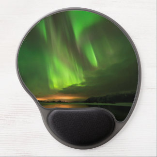 Downstream Aurora Gel Mouse Pad
