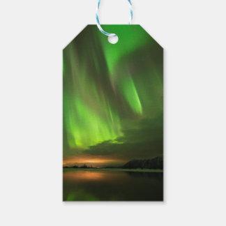 Downstream Aurora Gift Tags