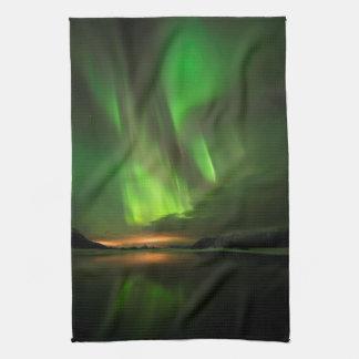 Downstream Aurora Kitchen Towel