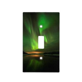 Downstream Aurora Light Switch Cover