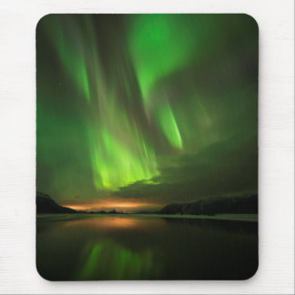 Downstream Aurora Mouse Pad
