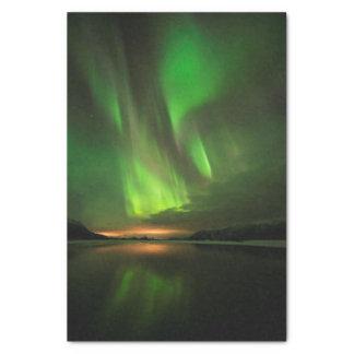 Downstream Aurora Tissue Paper