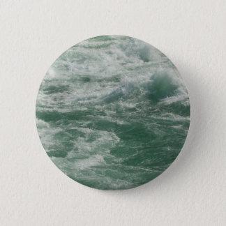 !downstream river 2 inch round button