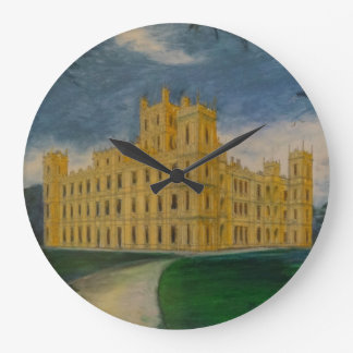 Downton Abbey Clock