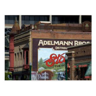 Downtown Boise postcard