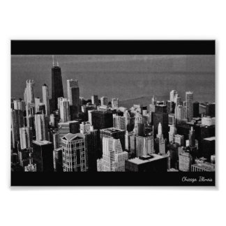 Downtown Chicago Photo Print