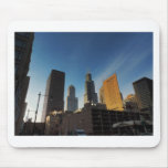 Downtown Chicago Skyscrapers Mouse Pads