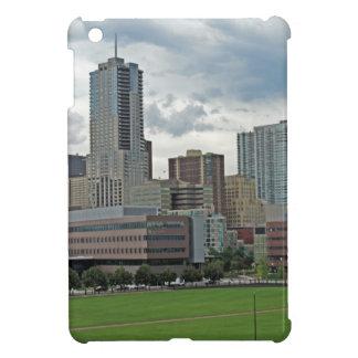 Downtown Denver Colorado City Skyline iPad Mini Cases
