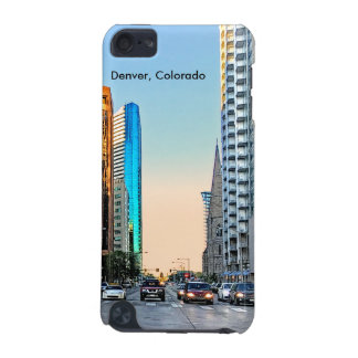 Downtown Denver, Colorado, Colorful Broadway St. iPod Touch (5th Generation) Cover