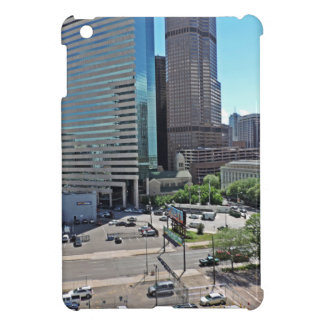 Downtown Denver Colorado Skyscrapers Cover For The iPad Mini