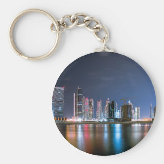 Downtown Dubai Keychain