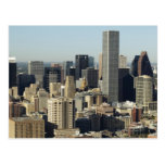 Downtown Houston 2 Postcard