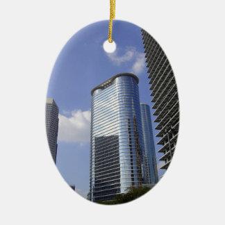 Downtown Houston Ornament