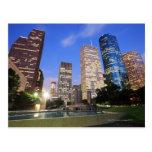 Downtown Houston, Texas Postcard