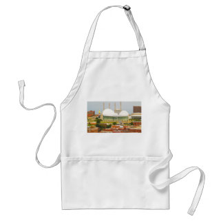 Downtown Kansas City Tilt-Shift Miniature Photo Standard Apron