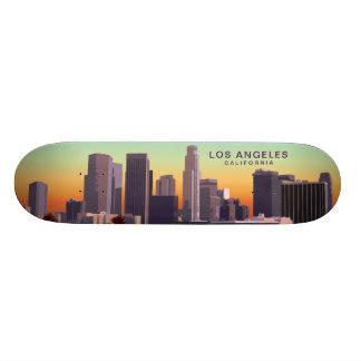Downtown L.A. Skateboard Deck