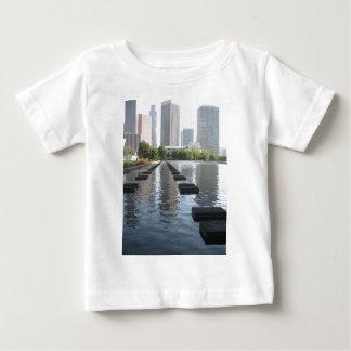 Downtown Los Angeles California By Bernadette Seba Baby T-Shirt