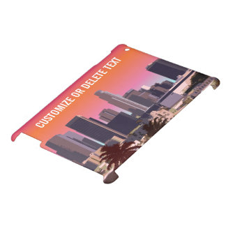 Downtown Los Angeles - Customizable Image Case For The iPad