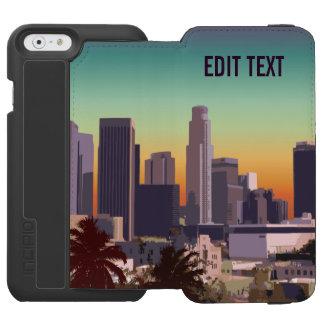 Downtown Los Angeles - Customizable Image Incipio Watson™ iPhone 6 Wallet Case