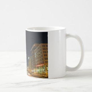 Downtown Milwaukee Basic White Mug