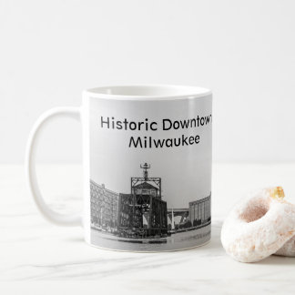 Downtown Milwaukee Photography Coffee Mug