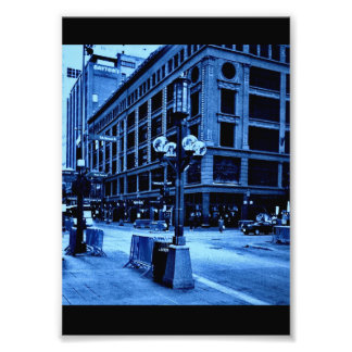 Downtown Minneapolis Photo Print