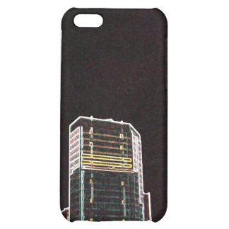 Downtown Montreal Night iPhone 5C Covers