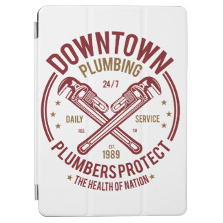 Downtown Plumbing Daily Service 24/7 Plumber iPad Air Cover