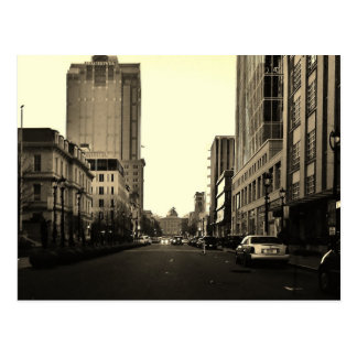 Downtown Raleigh Postcard