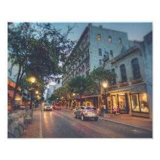 Downtown San Antonio Photo Print