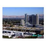 Downtown San Jose Postcard