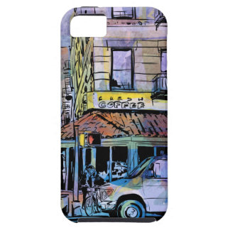 Downtown Small Town iPhone 5 Cover