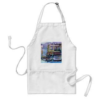 Downtown Small Town Standard Apron
