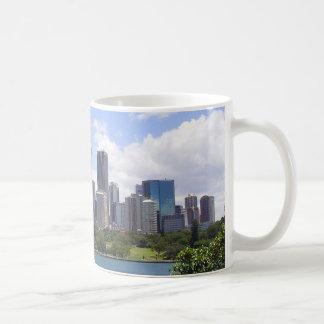 Downtown Sydney Skyline Coffee Mug