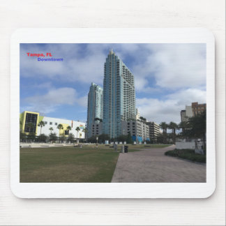 Downtown Tampa, FL Stuff! Mouse Pad